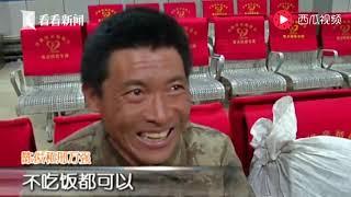 42岁民工:反正晚上不干活,吃不吃饭都没关系、说哭了多少人?