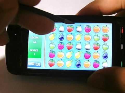 Nokia 5800 Xpress Music - Fruitz Touch [Apocalypse]