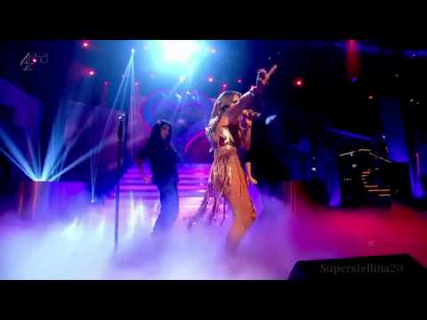 Jennifer Lopez: I'm Into You ft  Lil Wayne (Live Alan Carr Chatty Man)
