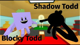 Cleaning simulator Hidden Characters! | roblox | shadow todd , blocky todd[OUTDATED]