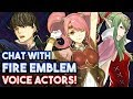 Meet & Chat with your Favorite Fire Emblem Voice Actors on the Unlocked App!