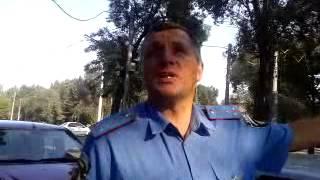 У инспектора рвотные позывы при виде ДК)))))
