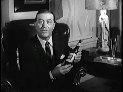 Ray Milland for Schlitz 1959