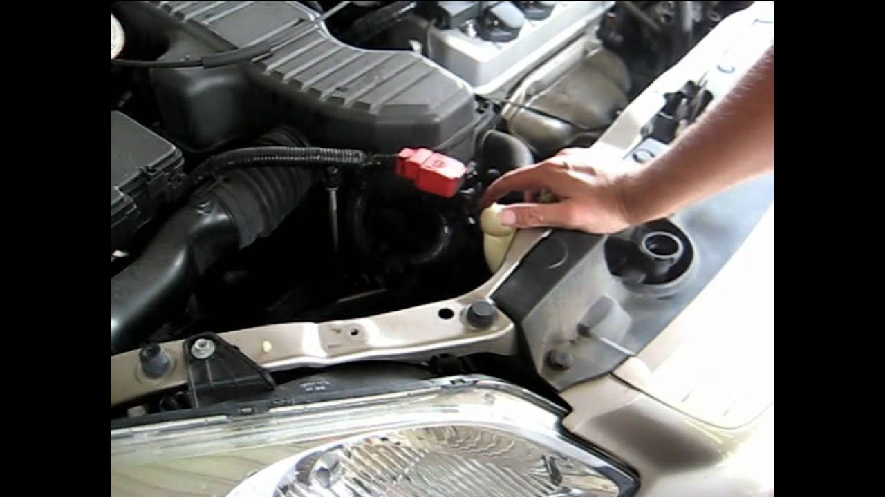 Service Manual  How To Bleed The Cooling In A 2005 Maserati Gran Sport
