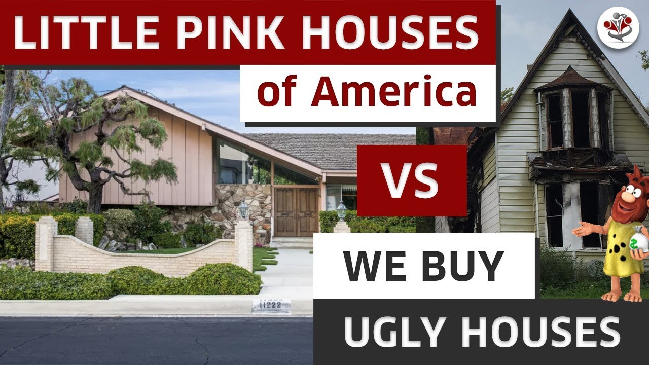 We Buy Ugly Houses >> Little Pink Houses Of America Vs Homevestors We Buy Ugly Houses
