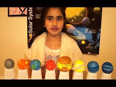 Solar System Project For Kids Easy Model Planets In Our