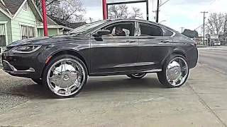 Chrysler 26s 28s Lifted Fitted Usa Motorsports