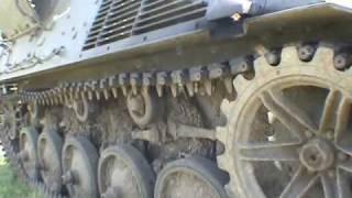 The roar of Schützenpanzer Kurz French Hotchkiss tank