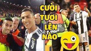 Những lần Cristiano Ronaldo làm cho chính CĐV đối thủ cũng phải nể trọng