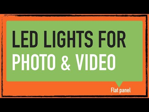 led-lights-for-photography-and-video:-lighting-for-hybrid-photography