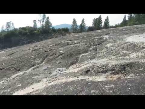 Twain Harte Rock Exfoliating