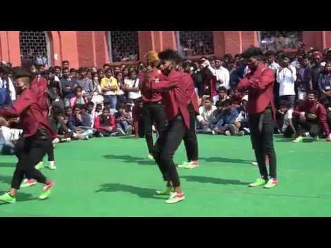Full Street Dance Battle | Xavier Utsav 2018 | St. Xavier's College, Ranchi.
