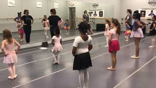 Tuesday ballet 530 with music