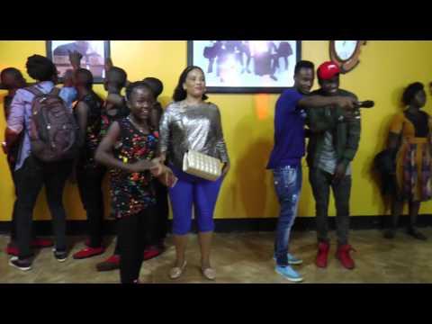 A day at  Triplets Ghetto Kids Dance studio in Kampala, Uganda