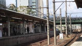 JR西681系2000番台 N01編成(回送熱田行き)金山駅 通過‼️
