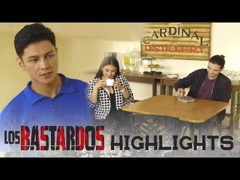 Lorenzo, napagalitan si Diane at Connor habang nasa trabaho |  PHR Presents Los Bastardos