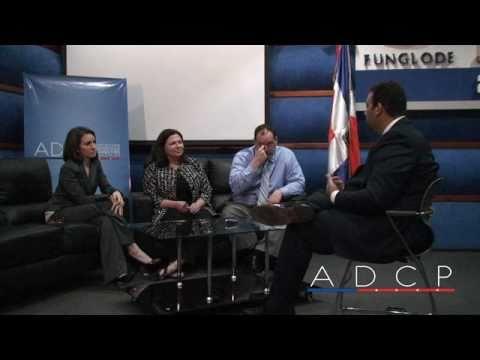 Entrevista de José Gregorio Cabrera a Tony Bawidamann, Nancy Bocksor y Mindy Finn