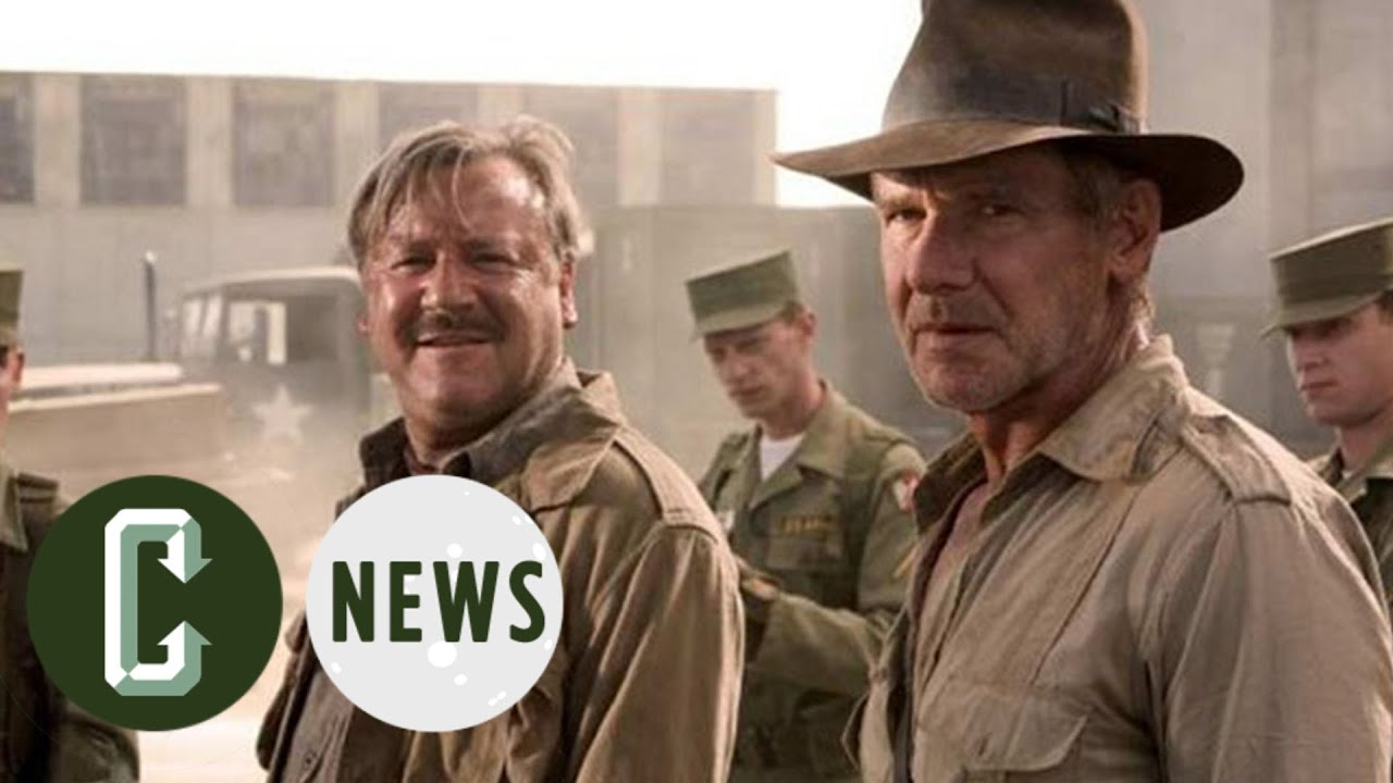 Indiana Jones 5 – Steven Spielberg Promises Not to Kill Off Harrison Ford