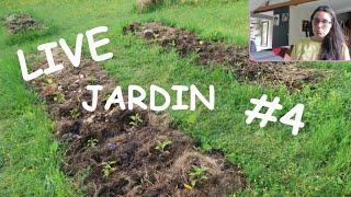 LIVE JARDIN #4 POTAGER FAMILIAL