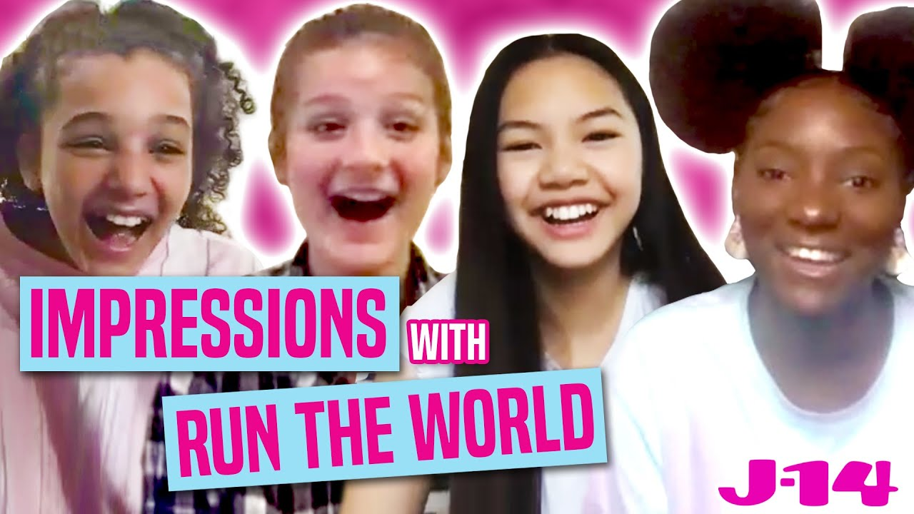 Run The World Does Impressions of Kenzie Zielger, Johnny Orlando & More