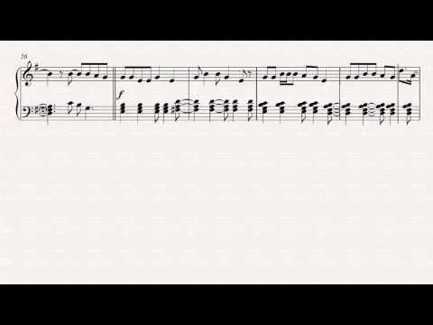 Piano - Roses - Outkast Sheet Music, Chords, and Vocals