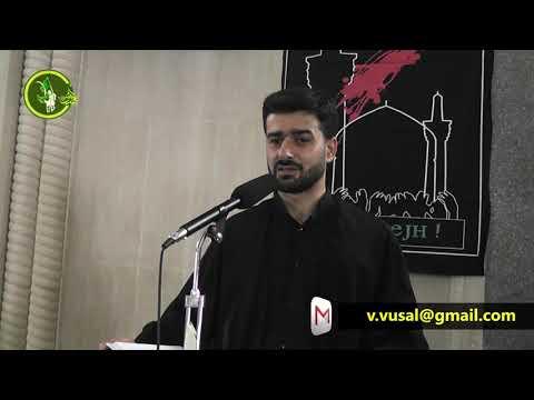 Hacı Samir Mühərrəm moizəsi 3-cü gün