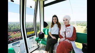 HILARIOUS TURKEY TRIP TO BURSA TELEFERIK WITH MY HUSBAND | NABIILABEE