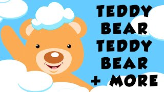 Teddy Bear Teddy Bear | I Am Little Tea Pot | ABC Song | Plus More
