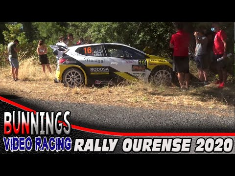 Resumen del Rally de Ourense 2020 por Bunnings Video Racing