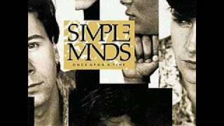 Simple Minds -- Sanctify Yourself (1985)