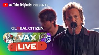 VAX Performance Eddie Vedder I Am A Patriot