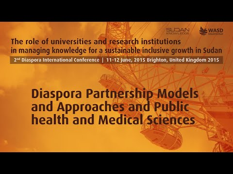 Diaspora Partnership Models and Approaches and Public health and Medical Sciences