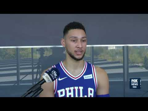 76ers' Ben Simmons: Donald Trump is an 'idiot,' 'd***head'