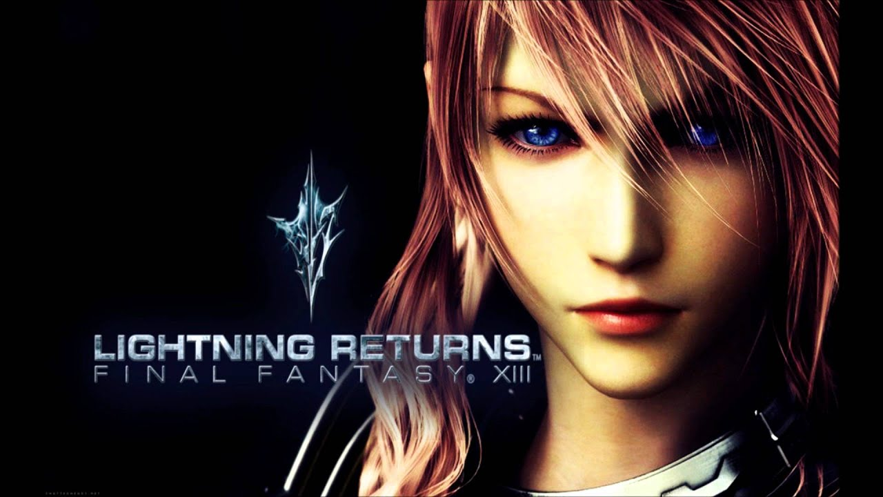 lightning returns: final fantasy xiii. (dust to dust) ost wanted