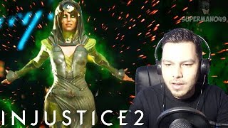 I CAN'T BELIEVE HOW AMAZING SHE LOOKS... - Injustice 2
