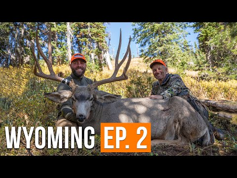 Public Land GIANT | Wyoming (EP. 2)
