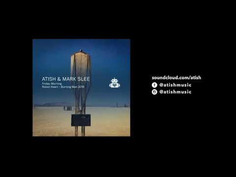 atish & mark slee - robot heart (burning man 2016)