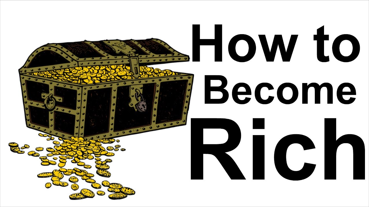 Hindi   How to Become Rich  How to Get rich  How to Become a Millionaire  Get Rich