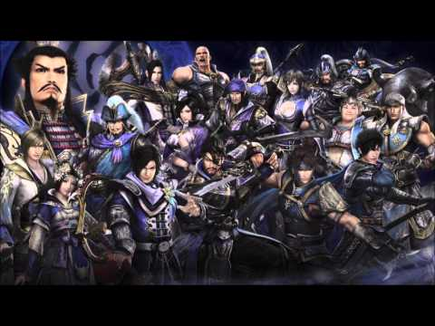 Shin Sangokumusou 7 (Dynasty Warriors 8) OST - Wei - Majestic DEEP BLUE V. Crossroads HQ
