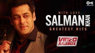 Salman Khan Greatest Hits - Video Jukebox | Best Of Salman Khan