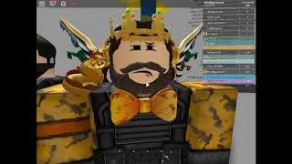 Roblox, Being LD in Hulk's Innovation Security! (Part 1) #7