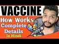 How Works Vaccines In Hindi - Vaccination in Hindi