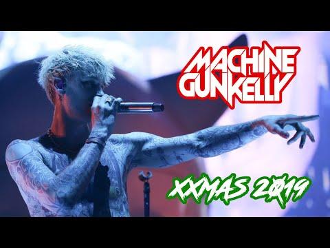 Machine Gun Kelly Live At The Wolstein Center Xxmas