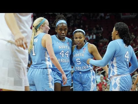 UNC Womens Basketball: Carolina Comeback Nearly Upsets #3 Louisville