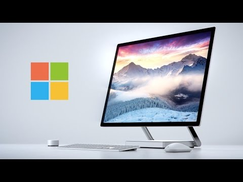 Microsoft представила свой... iMac