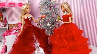 Baixar Barbie Twins Holiday Morning Routine - Opening Christmas Presents