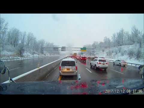 Short Haul Trucking:Return to the Great White Upstate NY (12.12.17) #029
