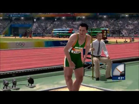 Beijing 2008 Xbox 360 Gameplay Part 1