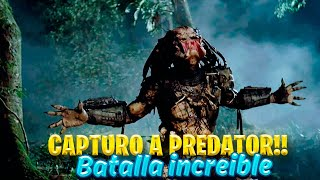 He Capturado ( Atrapado ) A PREDATOR !! Una Batalla Increible | Predator Hunting Grounds SURVIVOR