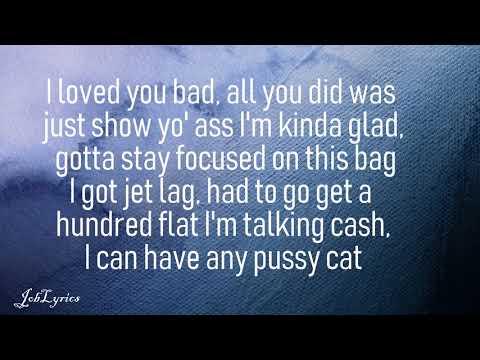Can't Love - Trippie Redd - Lyrics